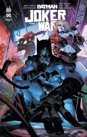 Batman - Joker War 3 TPB hardcover (cartonnée)