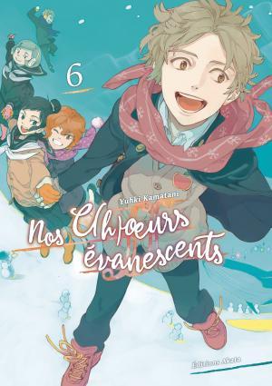 Nos c(h)oeurs evanescents 6 Manga