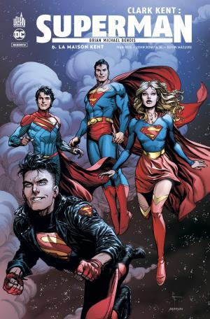 Clark Kent - Superman 6 TPB hardcover (cartonnée)