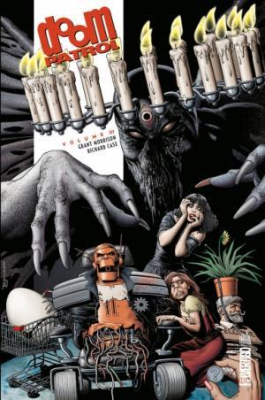 The Doom Patrol 3 TPB hardcover (cartonnée) - Issues V2 - Vertigo Es