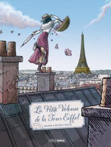 La petite voleuse de la Tour Eiffel édition simple
