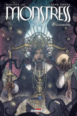 Monstress 5 TPB hardcover (cartonnée)