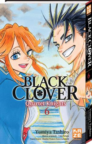 Black Clover - Quartet knights 6 simple