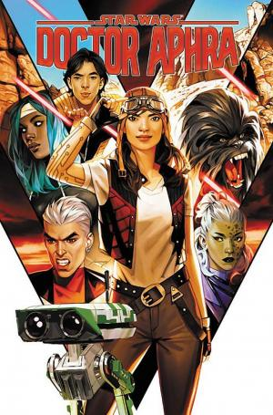 Star Wars - Docteur Aphra édition TPB Softcover (souple) - Issues V2