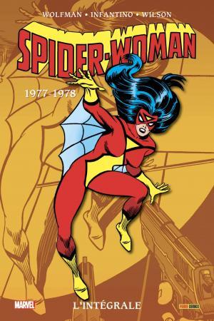 Spider-Woman 1977 TPB Hardcover (cartonnée) - Intégrale