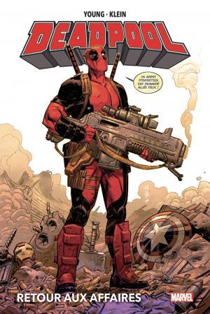 Deadpool - Retour aux affaires  TPB Hardcover (cartonnée)