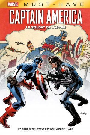 Captain America - Le soldat de l'hiver  TPB Hardcover (cartonnée)