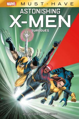 Astonishing X-men - Surdoués  TPB Hardcover (cartonnée)