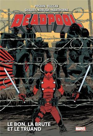 Deadpool 2 TPB Hardcover - Marvel Deluxe - Issues V4