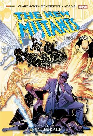 The New Mutants 1985.2 TPB Hardcover - L'Intégrale