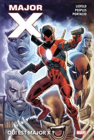 Major X  TPB Hardcover (cartonnée)