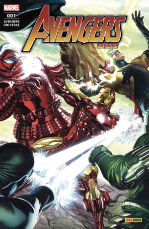 Avengers Universe édition Softcover V1 (2021 - En cours)