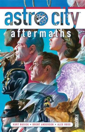 Kurt Busiek's Astro City édition TPB Hardcover (cartonnée)