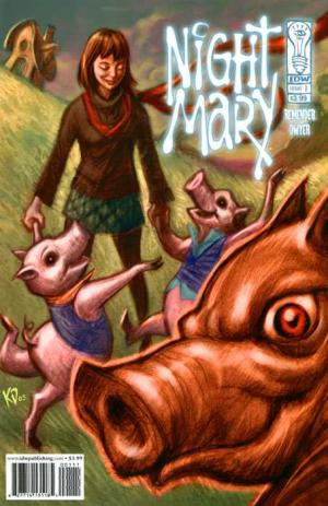 Night Mary édition Issue V1 (2005)