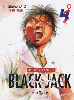 couverture, jaquette Say Hello to Black Jack Réédition 4