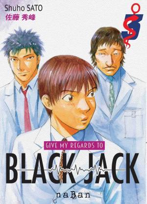 couverture, jaquette Say Hello to Black Jack Réédition 3