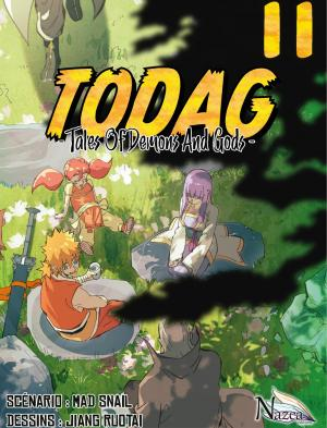 couverture, jaquette TODAG - Tales of demons and gods  11