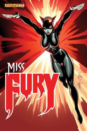 Miss Fury édition Issue V1 (2013-2014)