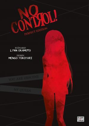 couverture, jaquette No control  perfect (delcourt / tonkam)