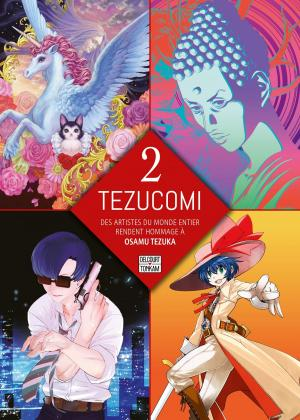 TezuComi 2 Manga