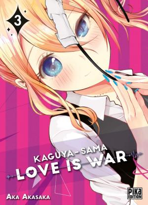 Kaguya-sama : Love Is War 3 simple