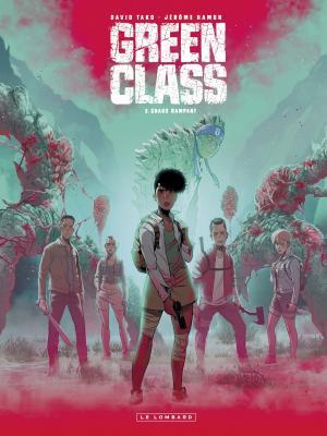 Green class 3 - Chaos rampant