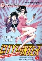 City Hunter - Nicky Larson T.5