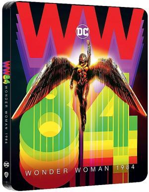 Wonder Woman 1984 édition Steelbook exclu Leclerc