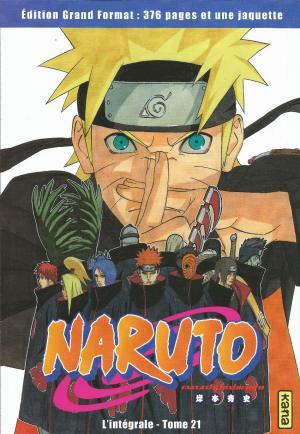 Naruto 21 Collector kiosque