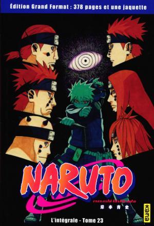 couverture, jaquette Naruto 23 Collector kiosque (Hachette) Manga