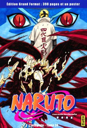 Naruto 24 Collector kiosque