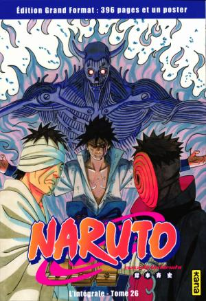 Naruto 26 Collector kiosque