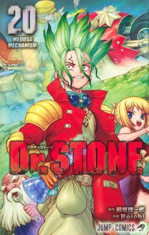 couverture, jaquette Dr. STONE 20  (Shueisha)