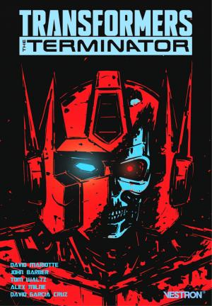 Transformers / The Terminator  TPB softcover (souple)
