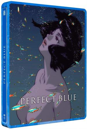 Perfect Blue  SteelBook - Combo Blu-Ray + DVD