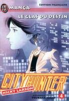 City Hunter - Nicky Larson T.4