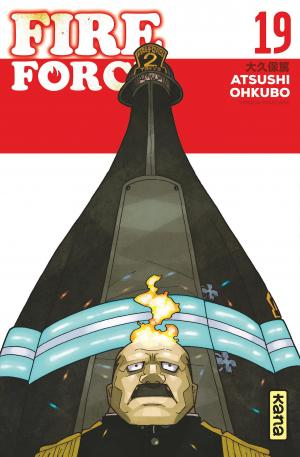 Fire force 19 Simple