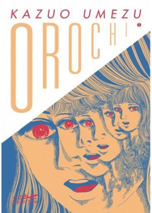 couverture, jaquette Orochi 3  (le lézard noir)