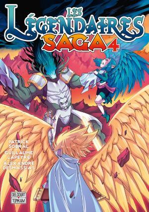 Les Légendaires - Saga 4 simple
