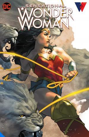 Sensational Wonder Woman édition TPB softcover (souple)