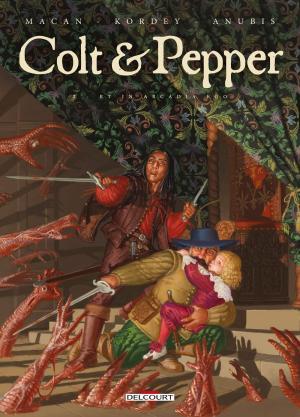 Colt et Pepper 2 simple