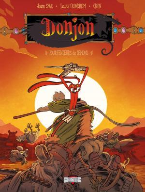 Donjon - Crépuscule #112