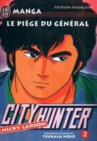 City Hunter - Nicky Larson T.2
