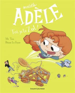Mortelle Adèle 18 Simple