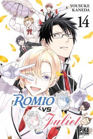 Romio vs Juliet 14 simple