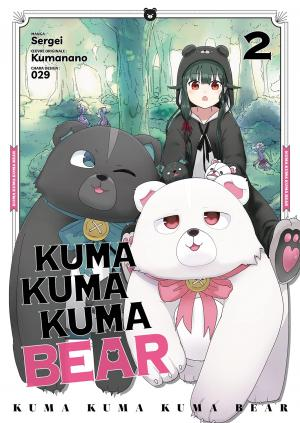 Kuma Kuma Kuma Bear 2 simple