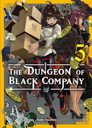 The Dungeon of Black Company 5 Simple