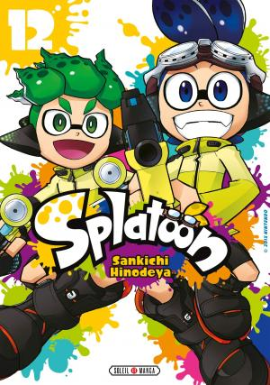 Splatoon 12 Simple