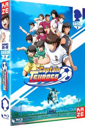 Captain Tsubasa (2018) 2 Coffret