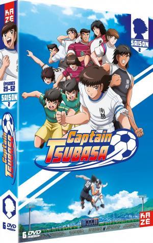 Captain Tsubasa (2018) 2 simple